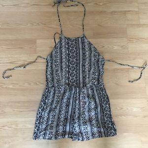Dresses & Skirts - Forever 21 Halter Romper